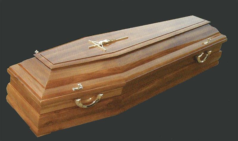 Sarkofag D001 Dąb włoski