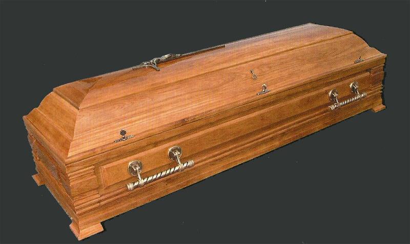 Sarkofag D024 Dąb arka