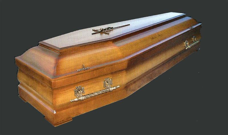 Sarkofag D025 Dąb grecki