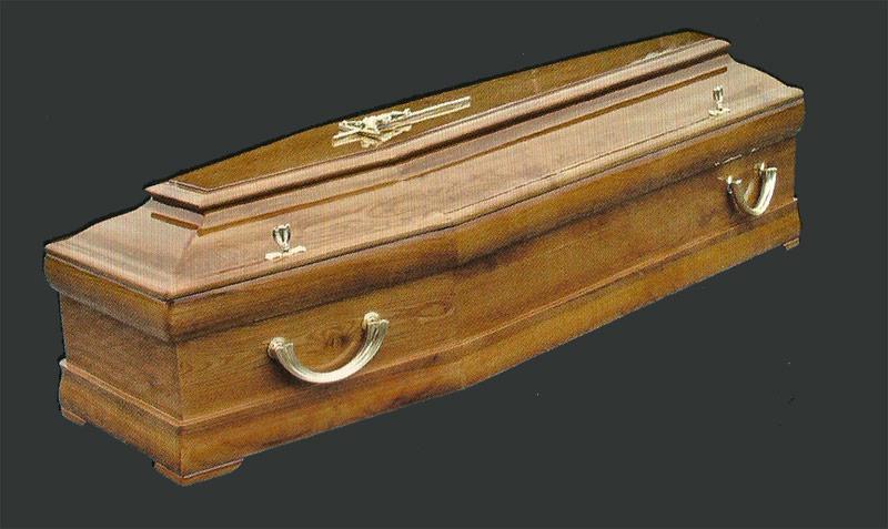 Sarkofag D030 Dąb rzymski